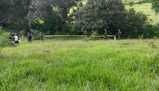 Atacan a balazos y ultiman a machetazos a un ex reo en Victoria, Cabañas