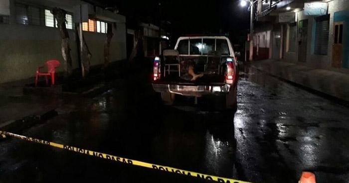 Asesinan a hombre que se resistió a ser asaltado en un cervecería de San Salvador