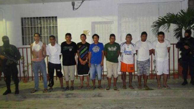 Condenan a mareros que mataron a un pandillero rival y lo lanzaron dentro de un pozo