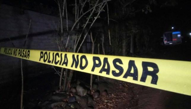 Mujer es ultimada de 39 balazos cuando se encontraba en el patio de su casa en Morazán