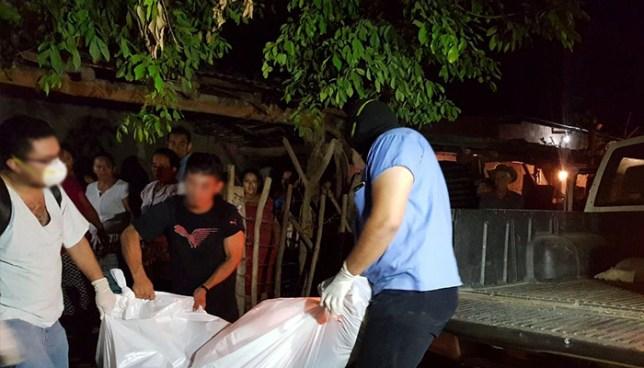 Hombre muere tras ser atacado con una piedra en Chirilagua, San Miguel