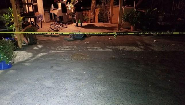 Desconocidos acribillan y matan a un pandillero en la carretera al Puerto de La Libertad