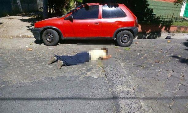 Sicarios matan a balazos a un hombre en Ciudad Credisa, Soyapango