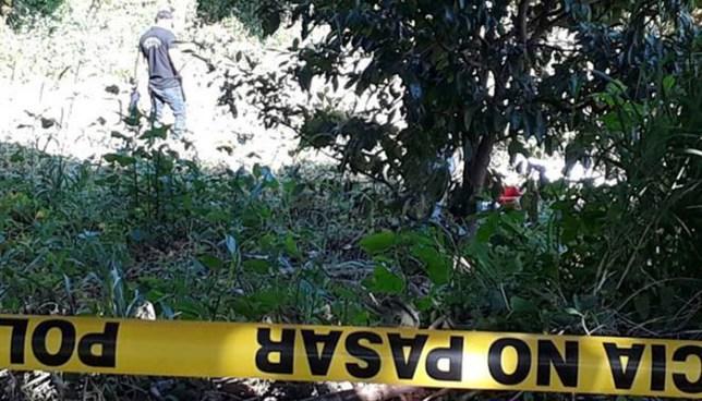 Asesinan a balazos a agricultor en el municipio de Guacotecti, Cabañas