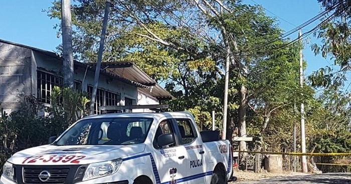 Desconocidos matan a joven en el municipio de Guatajiagua, Morazán