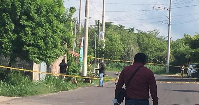 Hombre es acribillado a balazos cuando se dirigía a su trabajo en Quezaltepeque
