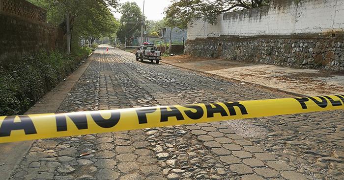 Criminales matan a albañil frente al estadio municipal de Moncagua