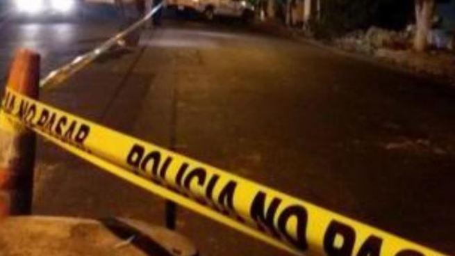 Dos personas fueron asesinadas anoche en Morazán