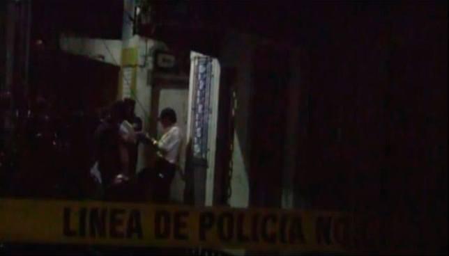 Matan a balazos a propietario de night club en la ciudad de San Salvador