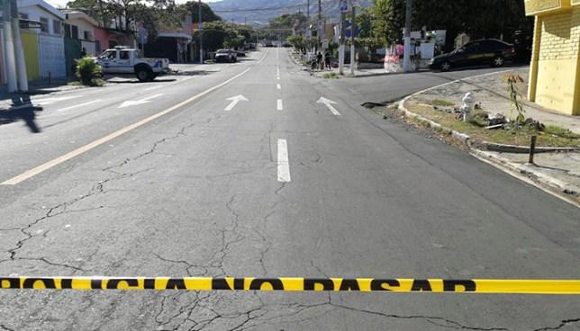 Asesinan a joven que visitaba a su familia en la urb. Metropolis de Mejicanos