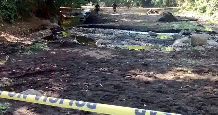 Hombre es asesinado en las riveras de río del municipio de La Reina, Chalatenango