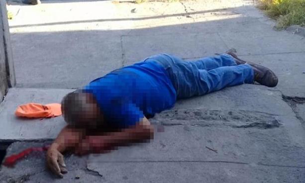 Asesinan a balazos a un hombre en el reparto La Cañas, Ilopango