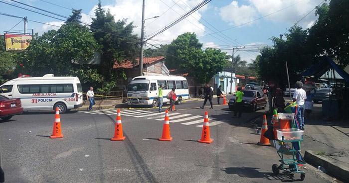 Matan a pasajera de la ruta 12 cerca de puesto policial del barrio San Jacinto