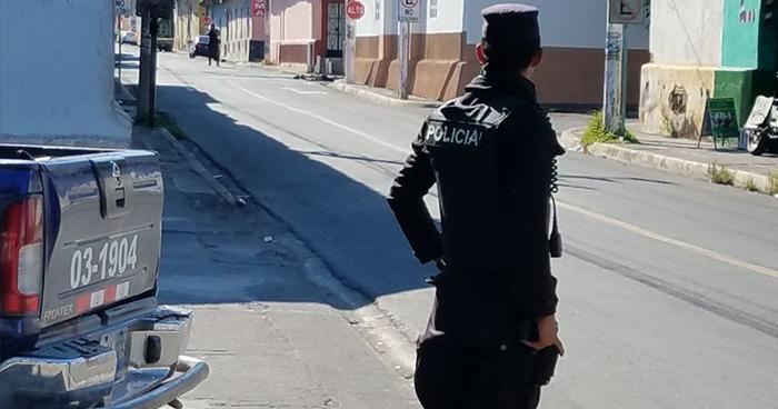 Pandilleros asesinan a joven cuando regresaba de un baile en La Paz