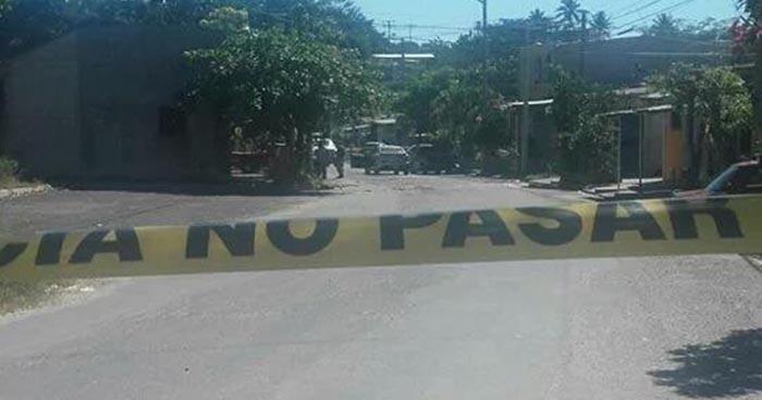 Asesinan a hombre en la comunidad Nuevos Horizontes de San Martín
