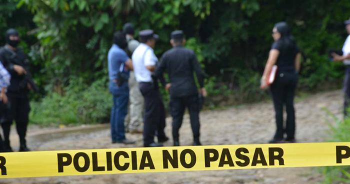 Hallan el cadáver putrefacto de un hombre en la playa Apancino de San Martín