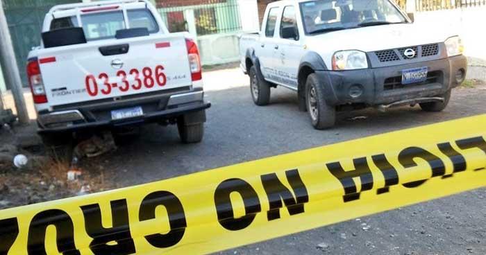 Ataque armado deja un fallecido y a otro herido en El Tránsito, San Miguel