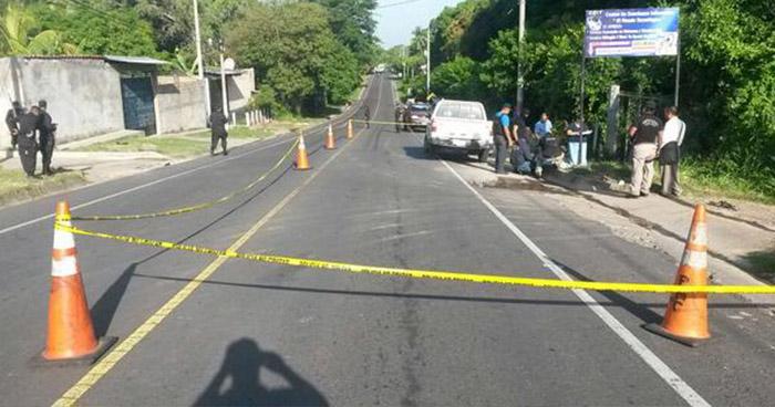 Asesinan a mujer cerca de un motel en San Rafael Obrajuelo, La Paz