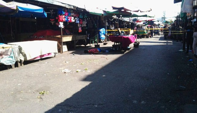 Vendedor es asesinado a balazos en el centro de San Salvador