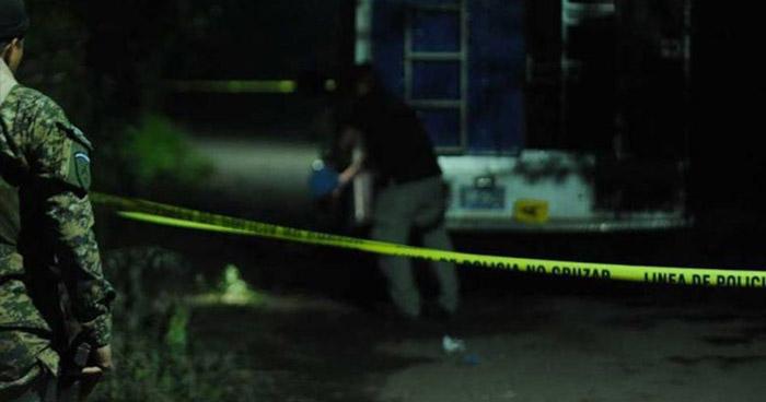 Pandilleros matan a balazos a mujer en San Sebastián Salitrillo, Santa Ana