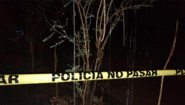 Matan a balazos a un hombre en el municipio de Santa Clara, San Vicente