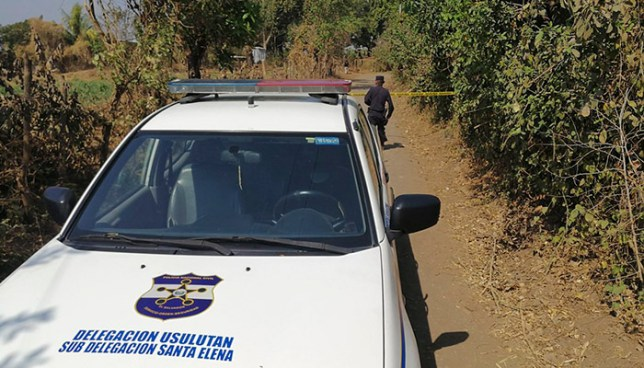 Dos pandilleros murieron tras enfrentarse a balazos con la PNC en Usulután