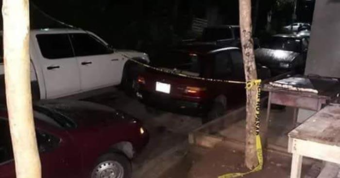 Asesinan a vendedora de tortillas en colonia Montelimar de Olocuilta, La Paz