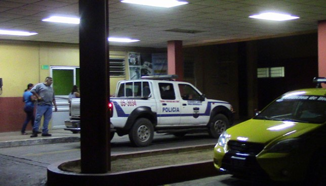 Joven muere en un hospital luego de ser atacado a balazos en el centro de Usulután