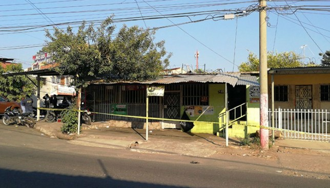 "Hallan el cadáver de un hombre dentro de un ""freezer"" en una casa de San Francisco Gotera"
