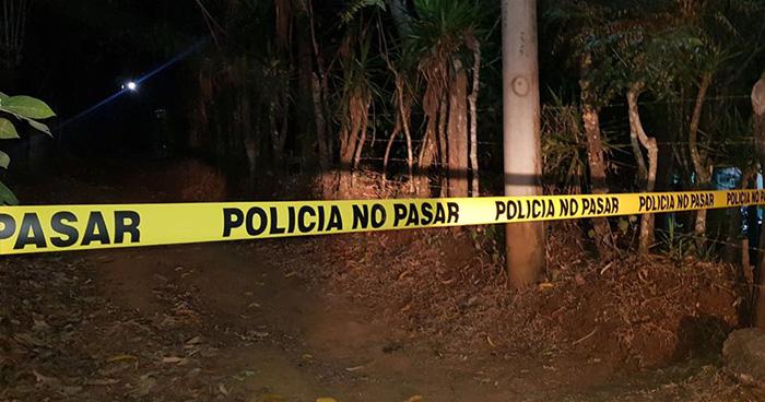 Matan a pandillero en una de las colonias del municipio de Yayantique, La Unión