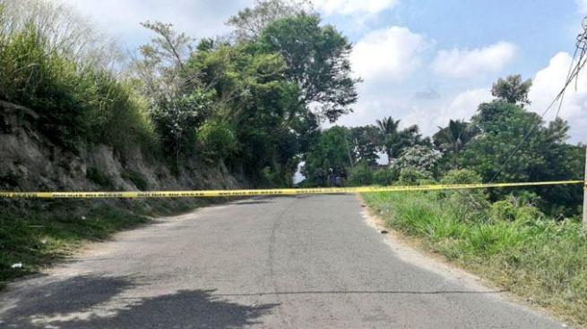 Asesinan a una persona y abandonan su cadáver sobre carretera de Oro en San Martín
