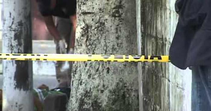 Asesinan a balazos a un joven a un costado de la casa comunal de San Bartolo en Ilopango