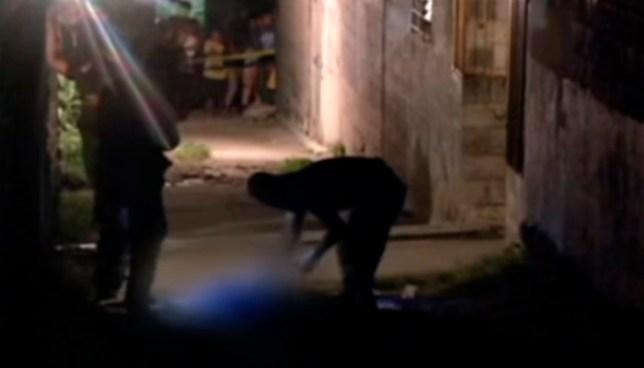 Delincuentes vestidos de negro asesinan a un pandillero en Nueva Granada, Usulután