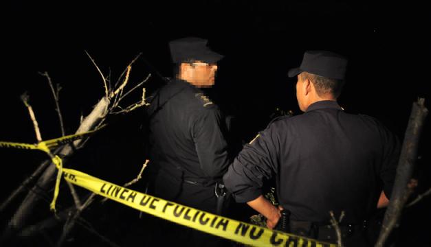 Pandilleros asesinan a balazos a un hombre en San Miguel