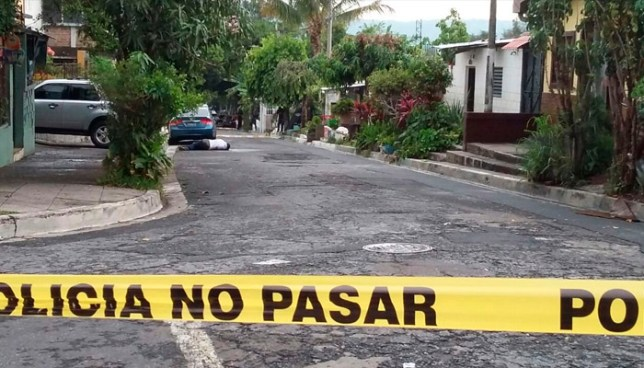 Más de ocho homicidios registrados durante la mañana de este domingo en diferentes puntos del país