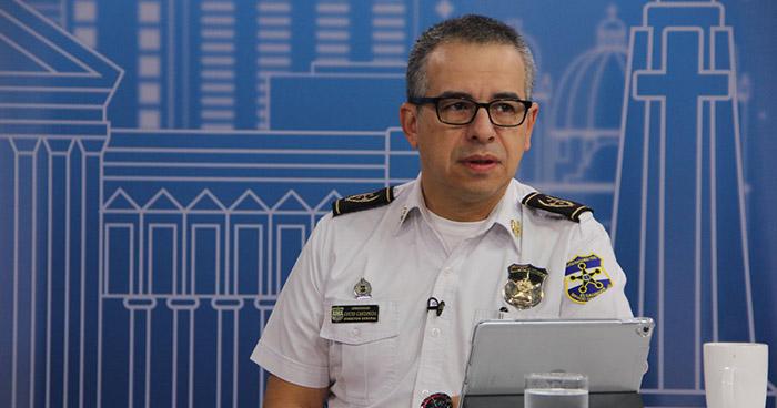 Director de la PNC espera que policías capturados en estado de ebriedad en Santa Ana sean destituidos