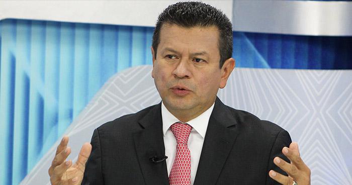 Hugo Martínez justifica capturas de implicados en actos de corrupción en la administración de Mauricio Funes