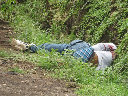 Asesinan a un joven en Usulután