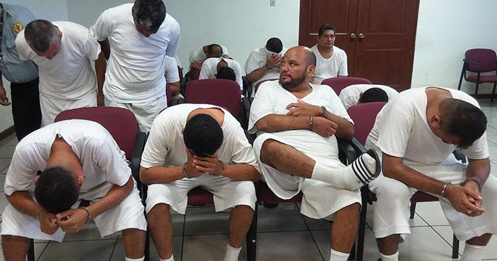 Suspenden fallo contra sujetos acusados de masacrar a 9 personas en Quezaltepeque