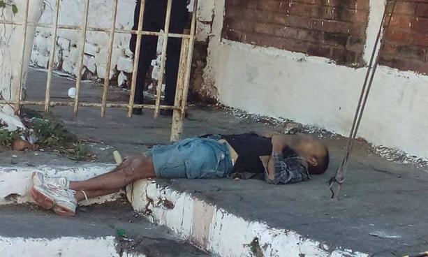 Otro indigente muere a causa de las bajas temperaturas en Armenia, Sonsonate