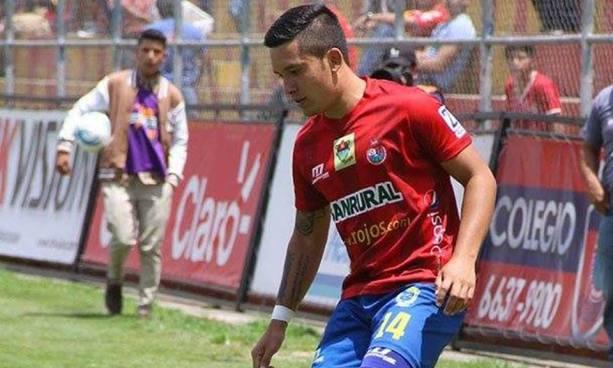 Jugador salvadoreño disputará una nueva final del fútbol de Guatemala