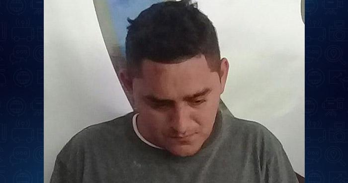 Capturan a sujeto acusado de matar a un hombre en Lolotiquillo, Morazán