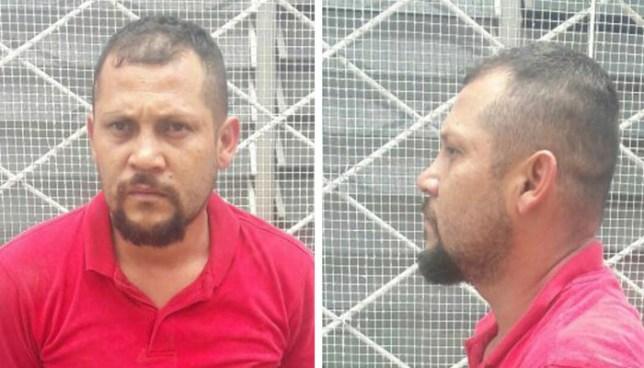 Detienen en flagrancia a asaltante en la comunidad Las Palmas de San Salvador