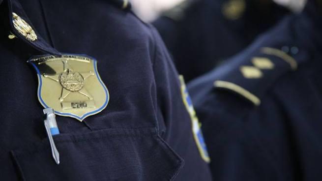 Roban arma a Inspector Jefe de la PNC que choco por conducir en estado de ebriedad