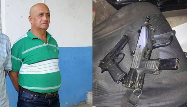 Imponen trabajo comunitario a alcalde de Tacuba por portar armas de fuego en estado de ebriedad