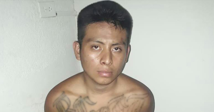 Arrestan a pandillero que comercializaba droga en Nahuizalco, Sonsonate