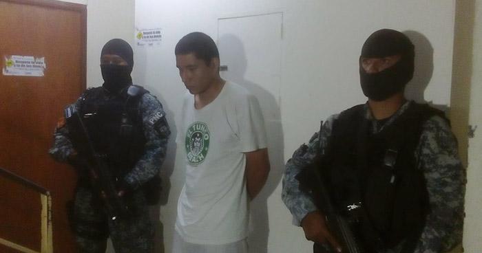 Envían a prisión a joven que confesó haber asesinado a su novia en Ayutuxtepeque