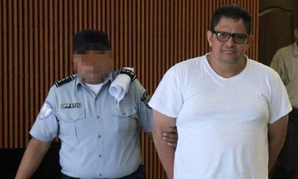 Rechazan solicitud de cambio de medidas contra exjuez condenado por soborno