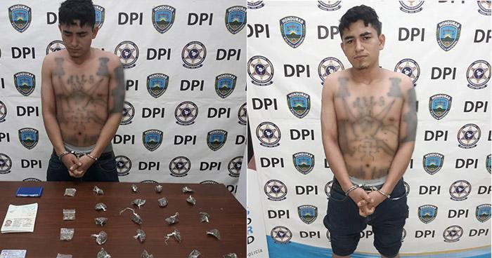 Capturan a pandillero salvadoreño que comercializaba droga en Roatán, Honduras
