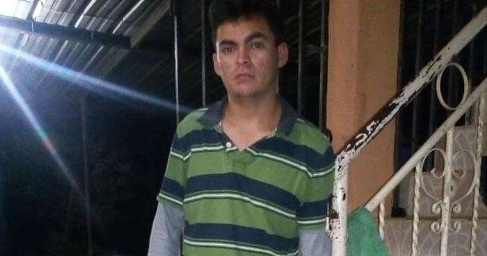 Agentes de la PNC sorprenden a sujeto cuando violaba a una joven en Corinto, Morazán